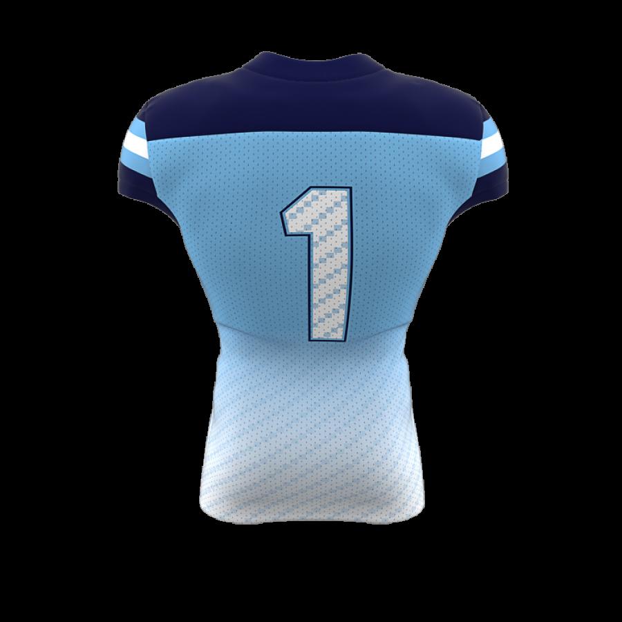 ZA Playmaker Football Jersey-1379
