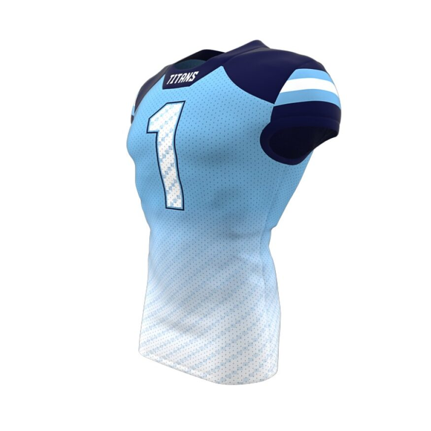 ZA Playmaker Football Jersey-1381
