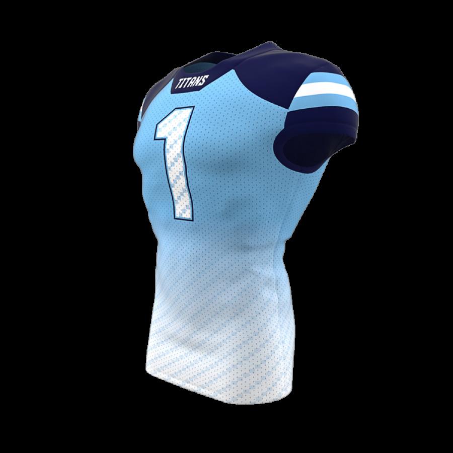 ZA Playmaker Football Jersey-1381