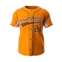 ZA Dynasty Full Button Short Sleeve Jersey-0