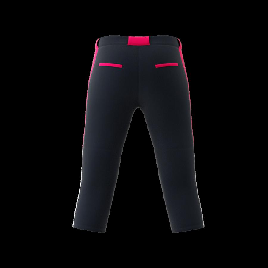 ZA Walk-Off Knicker Style Full Sublimation Baseball Pants-1311