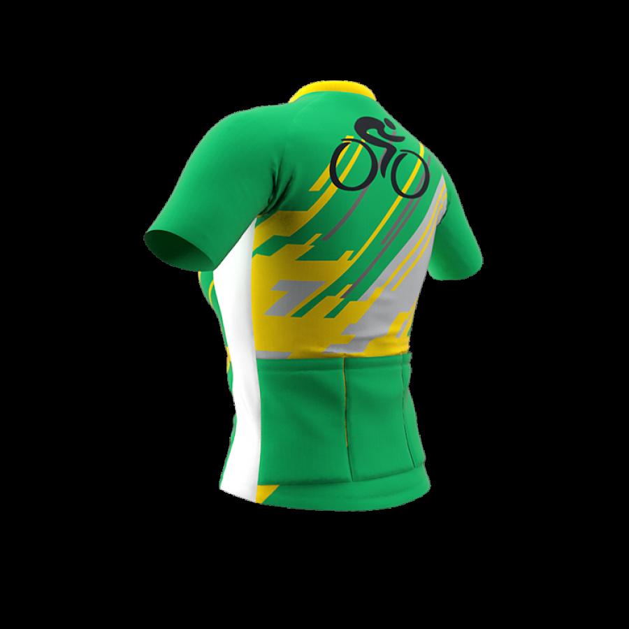 ZA Tempo Cycling Jersey-1112