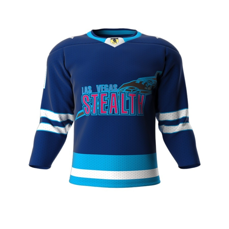 Face-Off Ice Hockey Jersey-0