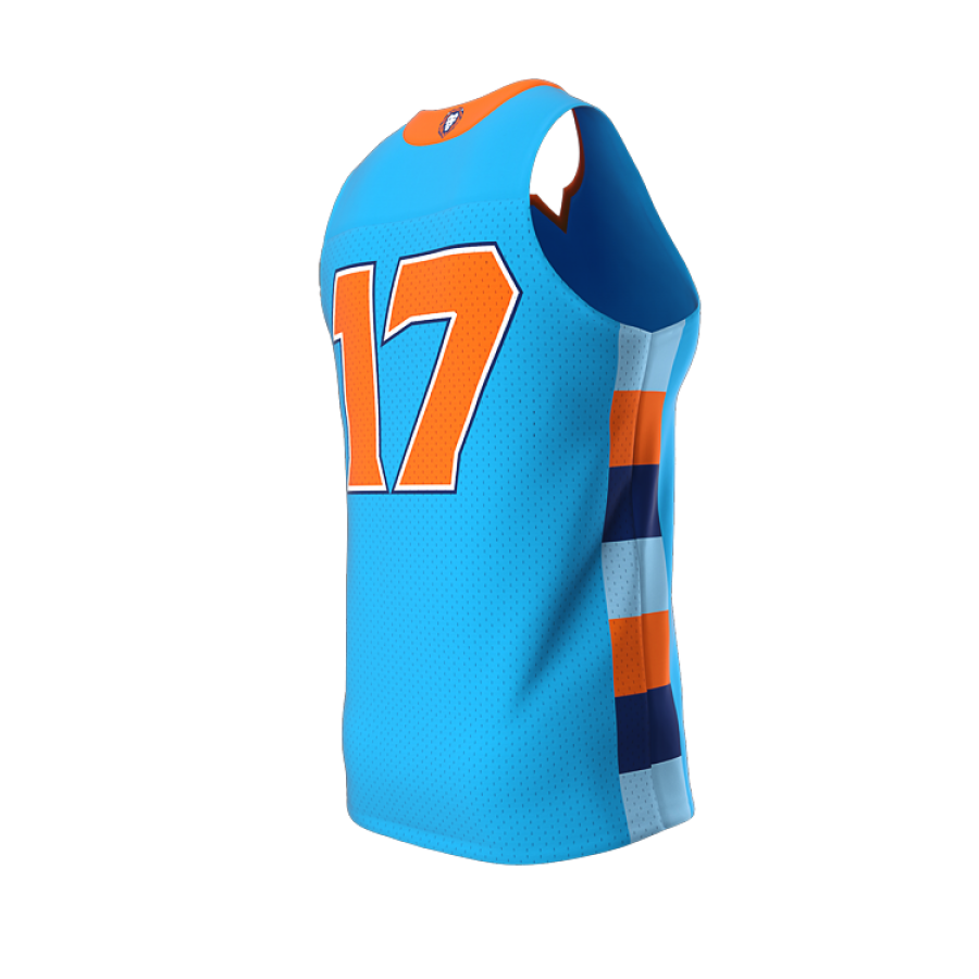 ZA Dynasty Woven Basketball Jersey-1432