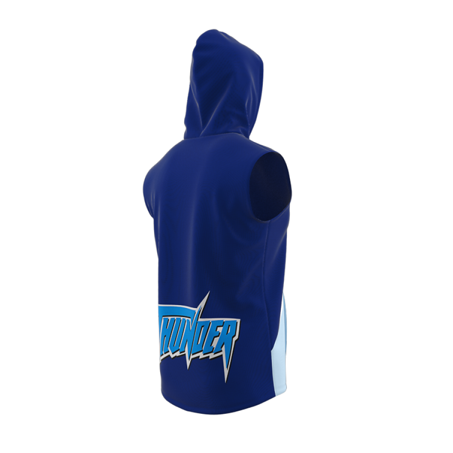 ZA Commit Lightweight Sleeveless Hoodie-1876