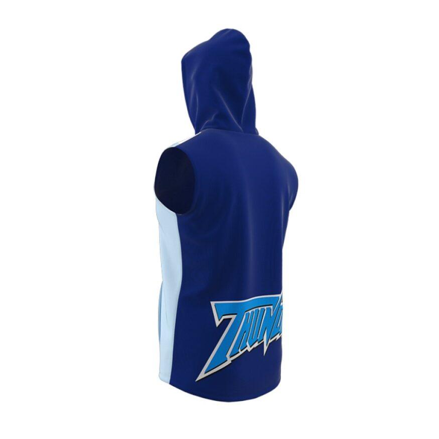 ZA Commit Lightweight Sleeveless Hoodie-1878