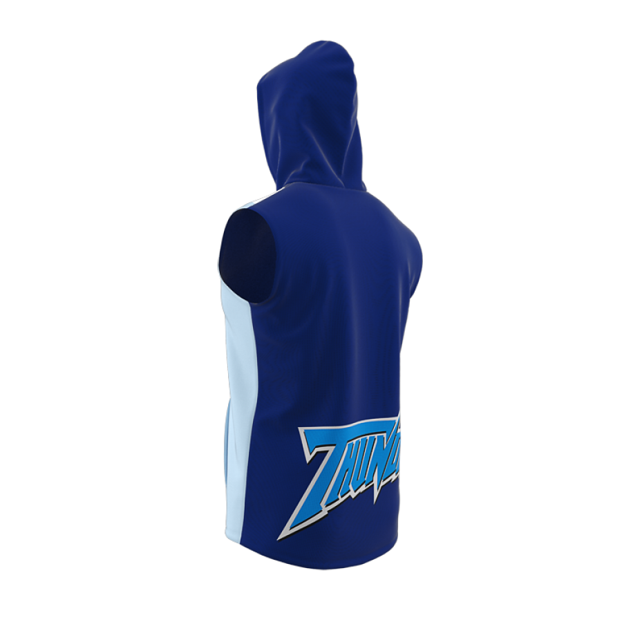 ZA Commit Lightweight Sleeveless Hoodie-1878