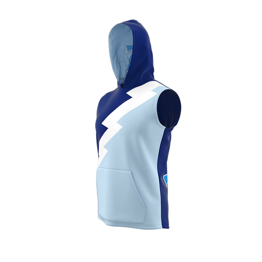 ZA Commit Lightweight Sleeveless Hoodie-1879