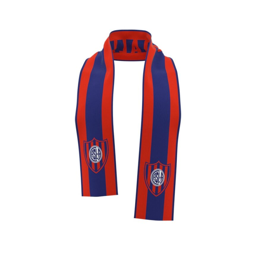 Scarf with Double Sided Sublimation-0
