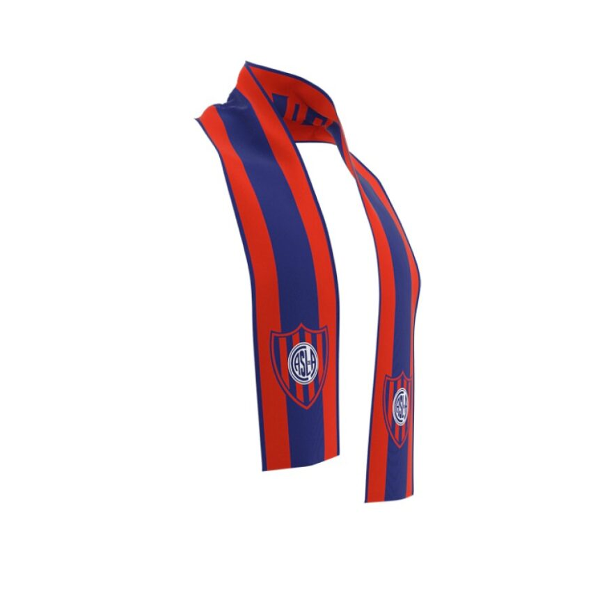 Scarf with Double Sided Sublimation-2025
