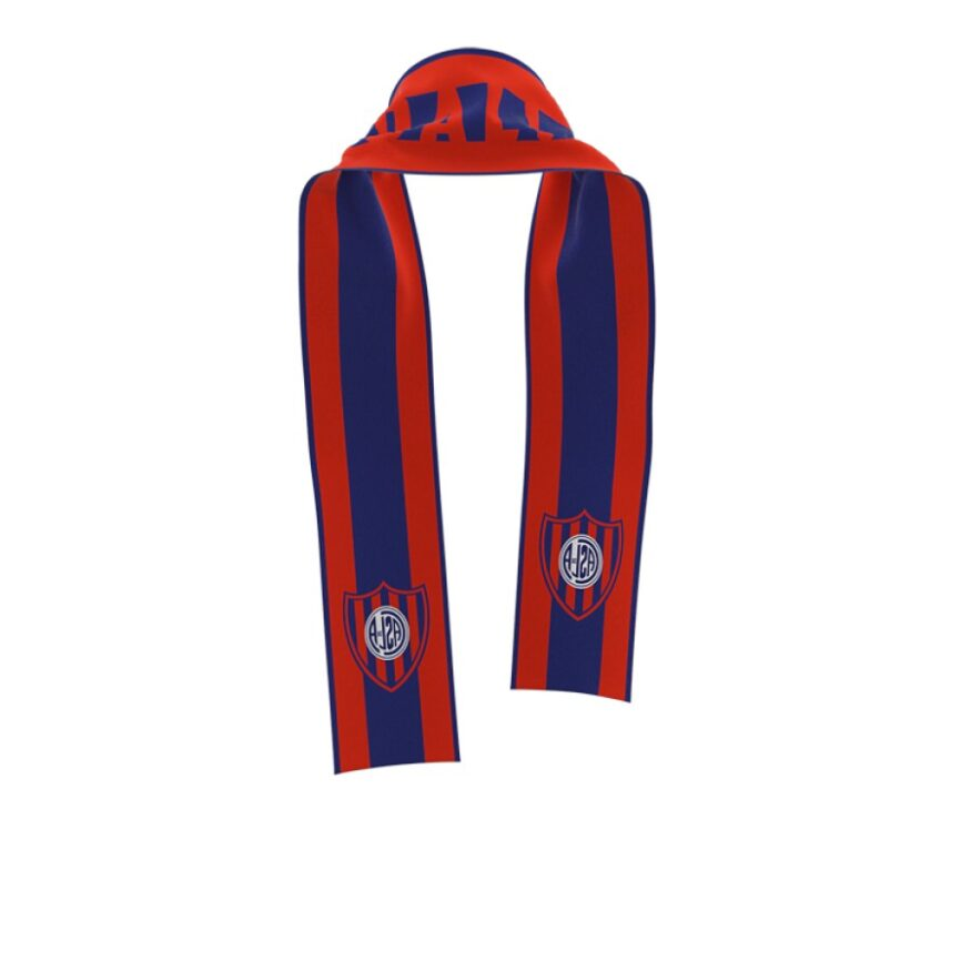 Scarf with Double Sided Sublimation-2026