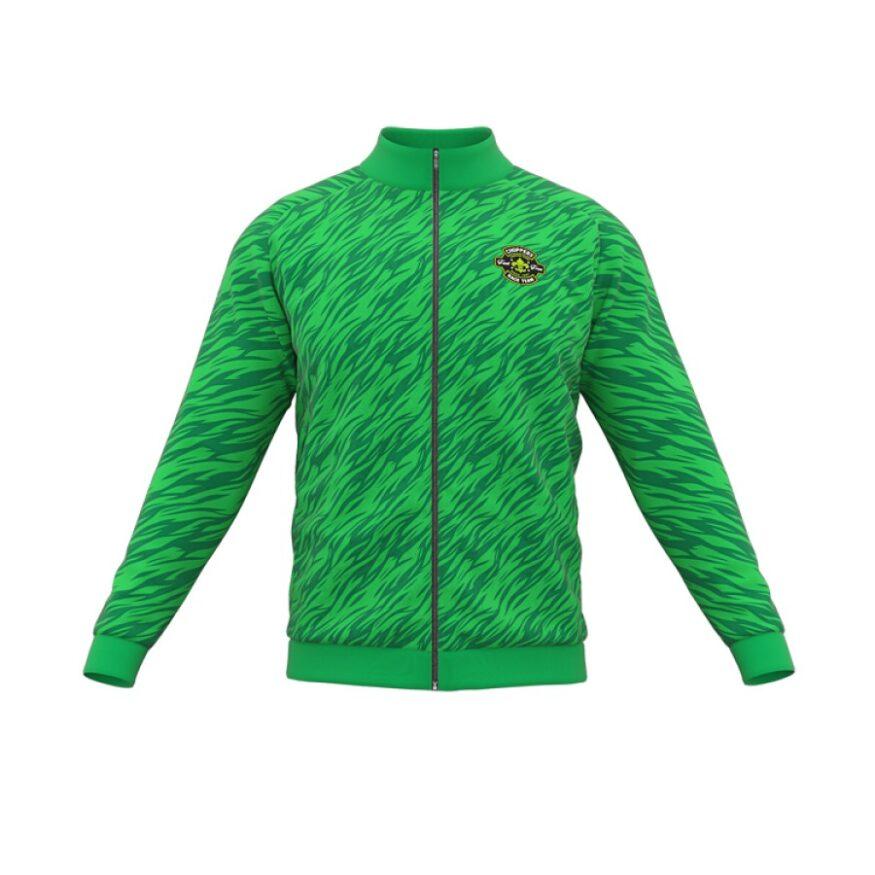 Dynasty Series Warm-up Jacket-0