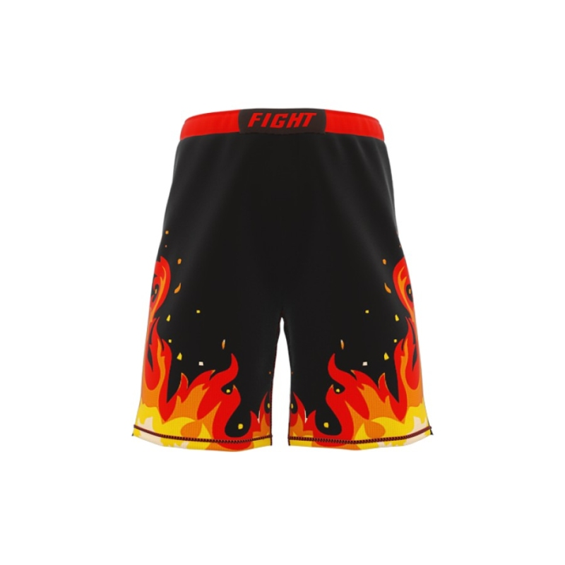 "Enforcer ""MMA Style"" Shorts-0"
