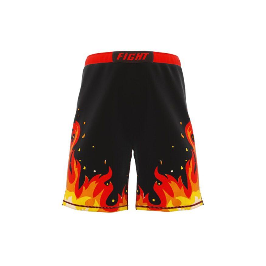 "Enforcer ""MMA Style"" Shorts-0"