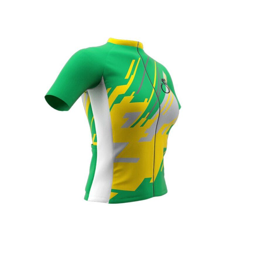 ZA Tempo Womens Cycling Jersey-0