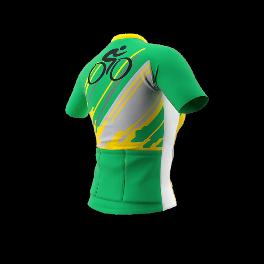ZA Tempo Womens Cycling Jersey-2002