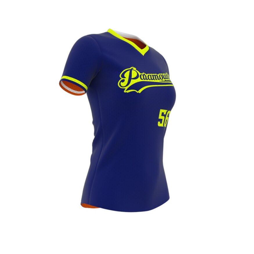 Diamond Double Header Reversible Softball Jersey-1488