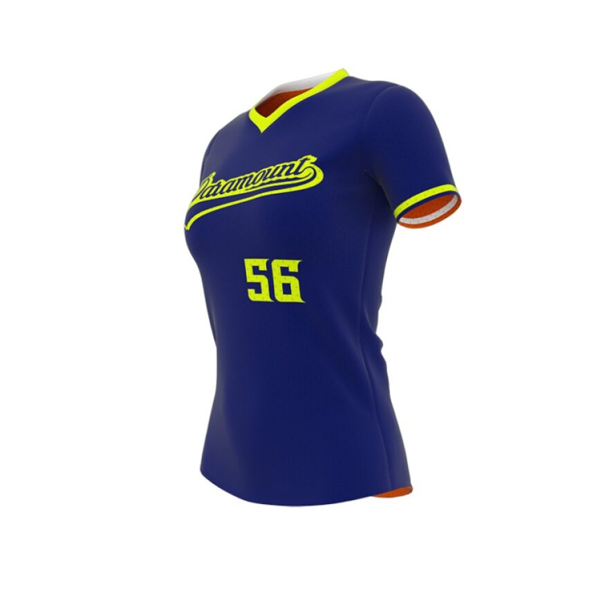 Diamond Double Header Reversible Softball Jersey-1493