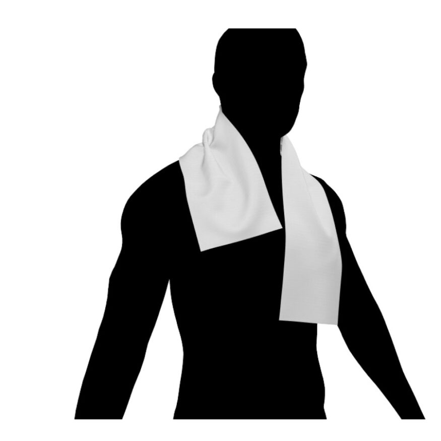 Scarf with Double Sided Sublimation-2028
