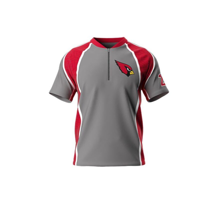Dynasty Cage Jacket Short Sleeve-0