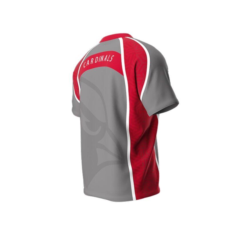 Dynasty Cage Jacket Short Sleeve-2067