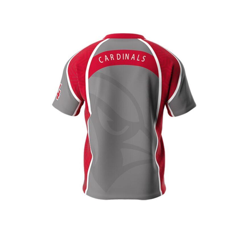 Dynasty Cage Jacket Short Sleeve-2070