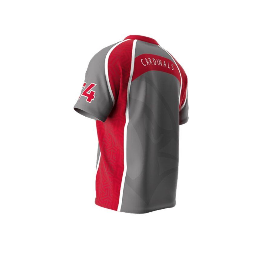Dynasty Cage Jacket Short Sleeve-2071