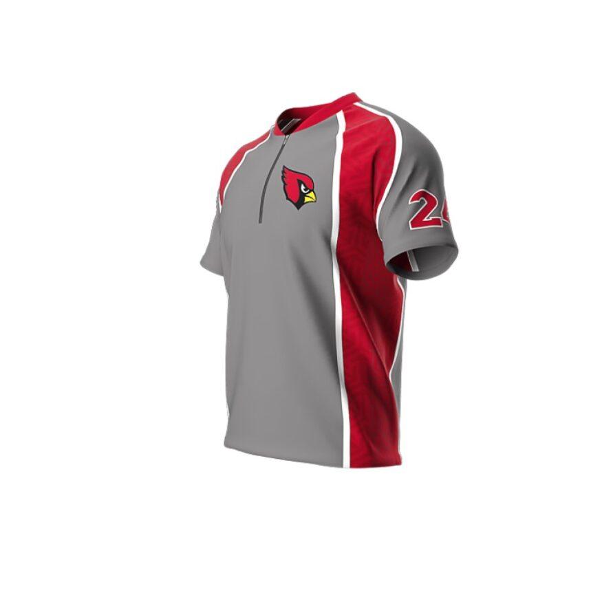 Dynasty Cage Jacket Short Sleeve-2072