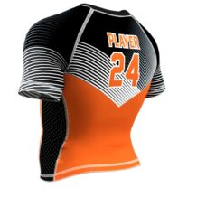 ZA Force Compression Short Sleeve - Minnesota Suns-2298