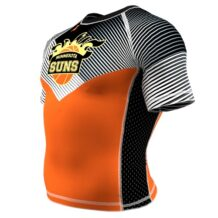 ZA Force Compression Short Sleeve - Minnesota Suns-2299