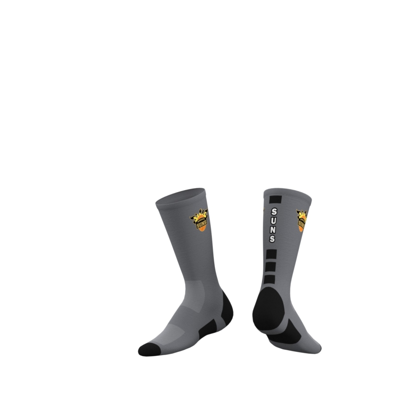Minnesota Suns Custom Socks 2019 - Gray-0