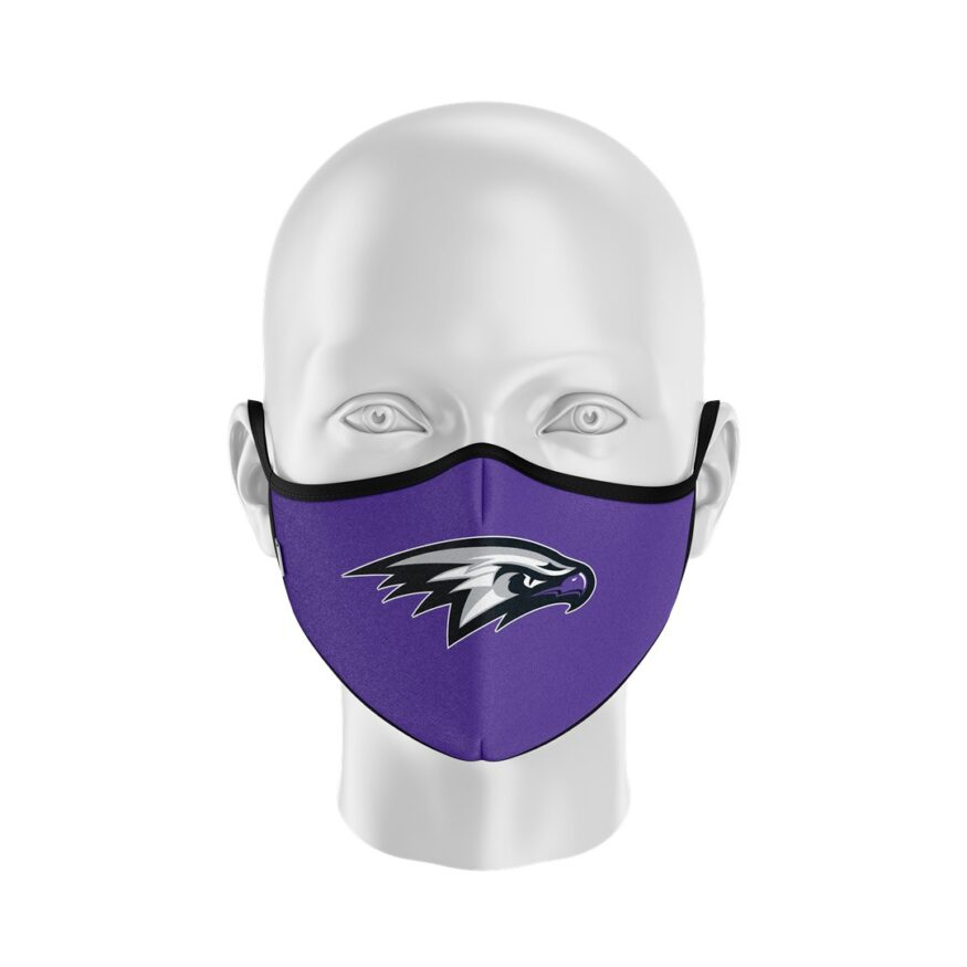 Indian Trail Boys Volleyball_Half Mask (Large)